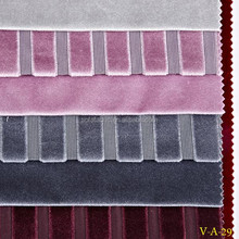 100% polyester fabric for curtain and sofa from Yiheng(liantai) fabric