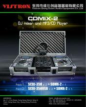 Manufacturer supply Desktop Duoble Professional DJ Mixer & DJ MP3 CD Player Pack Kit