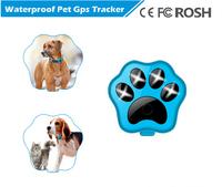 Super Mini Smart GPS tracker for pets dogs, Geo-fence gps tracker pets Mini RF-V30