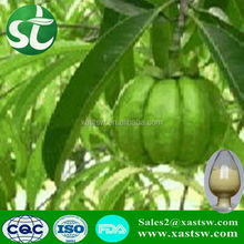 2015Shengtian BIO natural fruit extract powder Garcinia Cambogia Extract /garcinia cambogia extract 50% hydroxycitric acid(HPLC)