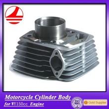 WY150CC Motorcycle Engine Parts China 3 Wheeler Cylinder Block