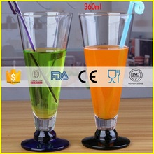 High quality antique cute water drinking glass