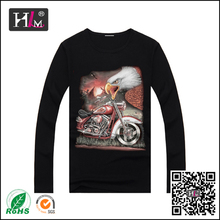 2014 new fashion china supplier long sleeve t-shirts discount for lady