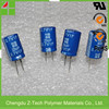 hot seller Lead Free & RoHS compliance 2.7v 1F 2F 3.3F 5F 10F lead type super capacitor