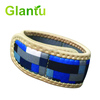 Gilt- edged Fabric Mosquito Repellent Wristband