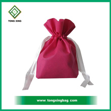 Drawstring Red Rubbish Bags for gif or birthday
