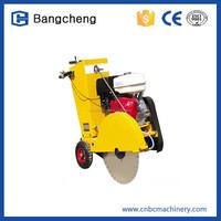 Newly Design walk behind gasoline robin honda electric asphalt floor road used cutting machine concrete saw