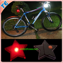 bicycle led blinking light on/off switch 2015 new
