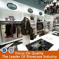 Fashion design mdf ladies garments shop name