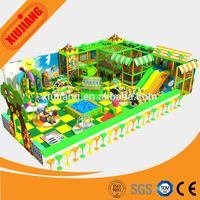 New Design Preschool Indoor Playground Children Playground Kids Nursery Indoor Equipment
