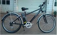 2016 new cheap and high quality electric bike pedal mopeds