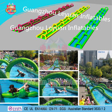 Large Inflatable Slip N slide the city, giant inflatable streetslide, big inflatable slide the city