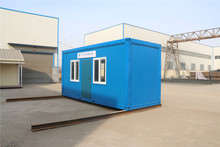Economical Container Made chinese ready made real estate prefab house
