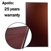 Hanergy solar panel for solar energy home system on flat roof