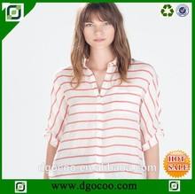 comprobar camisa chambray camisa de lino chino cuello de la camisa