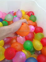 Colorful 100 small balloons in minute