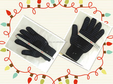 silicone bbq oven cooking gloves