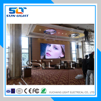 SLT-Indoor P10 Led Display Screen SMD3528 for advertising,Animation,Graphics,Video