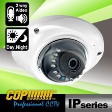 3 MP IR Audio PoE Onvif H.264 Best Price Digital Security CCTV Camera
