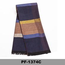 Pañuelos de algodón pañuelos de rayas para hombres