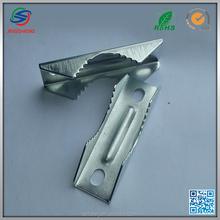 2015 Professinal Crash metal products Custom Sheet Metal Stamping Plate