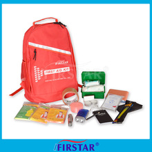 CE&ISO travel, hiking, camping wall mount first aid kits