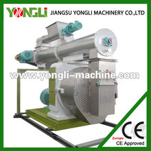 Hot sale grass chopper animals feed pellet machine with good price