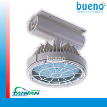 Taiwan Made Increased Safety LED 100w Explosion Proof Petrol Station Lighting
