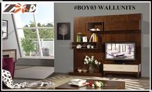 living room wooden model design tv cabinet