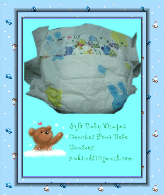 Pañal desechable algodón de Bebé