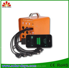 Hot Selling Solar DC Lighting kit, mini solar light kits