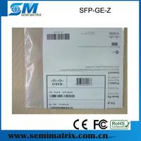 Cisco 1000BASE-ZX 80KM SFP with DDM SFP-GE-Z
