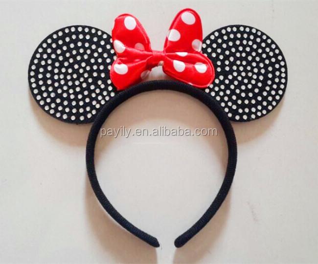Fabrica venta minnie mouse diadema y el arco