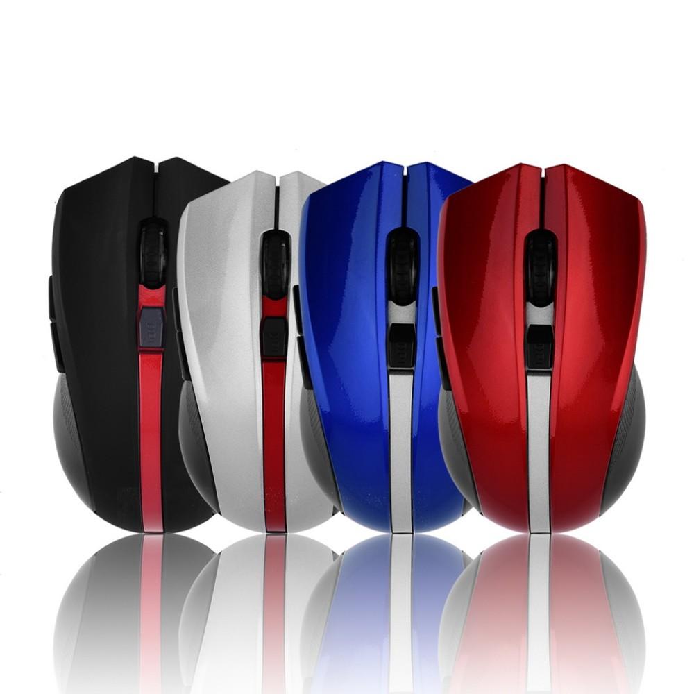 V9 Thương Hiệu 6D Optical Gaming Mouse Mát Thiết Kế Chuyên Nghiệp USB Không Dây Game Chuột Đối Với Máy Tính Thiết Bị Ngoại Vi Trên Toàn Thế Giới Chất Lượng Hàng Đầu