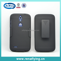 Hot sell belt clip mobile phone case for Huawei G610