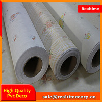 modern indoor laminate 3d pvc decorative wall covering