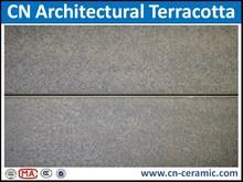 Glazed Finish Terracotta Panels inJiangsu for Exterior Wall Decoration