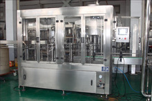 Automatic 3 in 1mineral water juice milk washing filling capping machine manufacturer