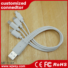 MFI certified 8-Pin to USB Cable (3.3 Feet/ 1 Meter) Made For iPhone 6 6 Plus 5S/ 5C/5