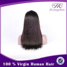 wholesale market 100 brazilian virgin peruvian hair full lace wigs