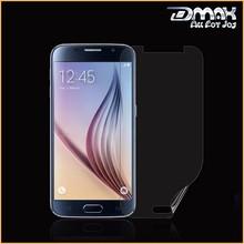 4H Anti-Fingerprint Matte Anti-bubble Anti Smudge Screen Protector Film With Design For Samsung S6