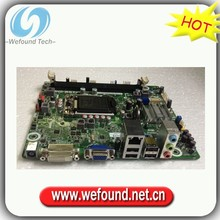 100% Tested desktop Motherboard for HP IPXSB-DM ITX h61 699340-001 DC-19V 661846-001 Mainboard,System Board