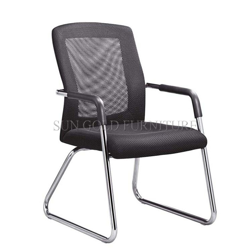 the competitive fashion without wheels office mesh chair