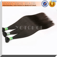 Best feedback 16 inches straight indian hair extensions wholesale