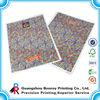 Gold supplier China printer Lamination 4c and panton china offset samples leaflet printing