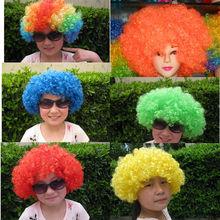 football fans wig/color wig for wholesale ITEM SK1497