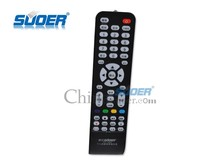 Suoer Long Transmitting Distance LED TV Remote Control Universal Control for LED Television with CE