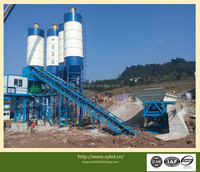 Latest technology concrete mixer plant from China supplier in 2015