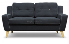 Modern design top quality euro style fabric sofa with wooden feet 237#