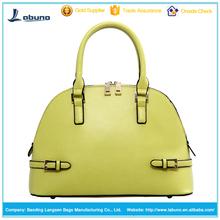 Beautiful design shell shape lady's party handbag